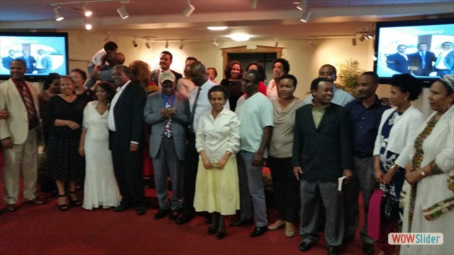 Ethiopian Evangelical Church in Tampa 1