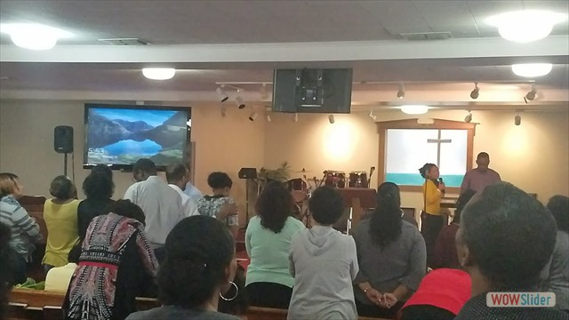 Ethiopian Evangelical Church in Tampa 4